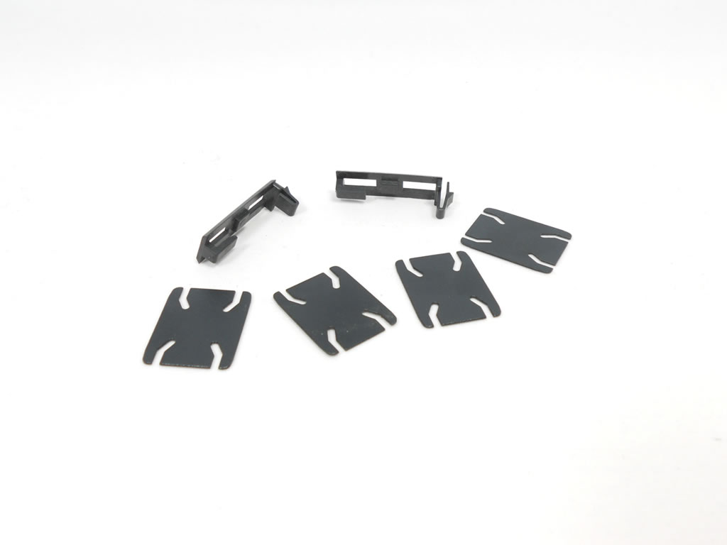 Set Clip Retainer Per Trailing Cable Compatibile Per Hp